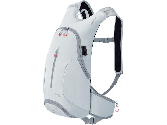 Shimano Rokko 12 Backpack 12 litres glacier gray